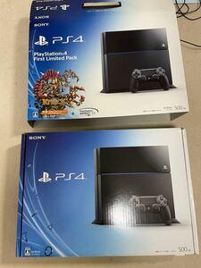 SONY PlayStation4 CUHj-10000 箱のみ
