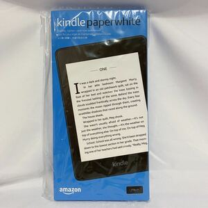 Kindle Paperwhite 防水機能搭載 wifi 8GB ブラック 広告つき