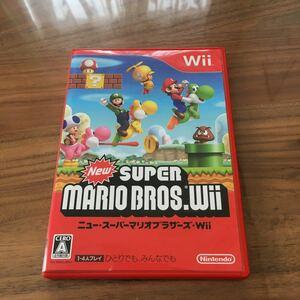 ニュースーパーマリオブラザーズ Wii ソフト 任天堂