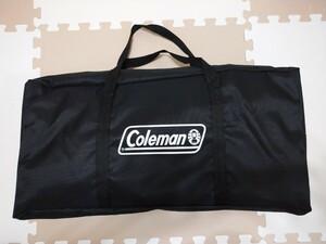 Coleman コンパクトチェアテーブルセット ブラック