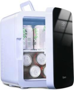 【大特価】車載用小型冷温庫 冷蔵庫 小型 -2℃~60℃ 10L冷温庫 LCD温度表示 家庭用 ミニ冷蔵庫 保温/保冷2システム 保冷温庫 2WAY電源