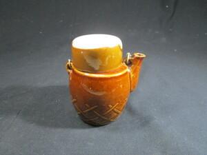 値引きさせていただきます。 昭和レトロ 美濃焼 駅弁 茶瓶 美品