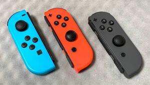 [ジャンク品] Nintendo Switch Joy-Con 3点セット
