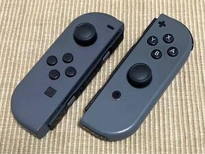Nintendo Switch Joy-Con (L)(R)グレー