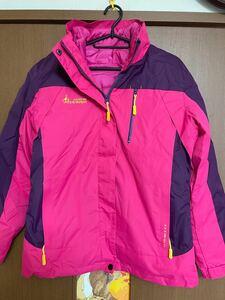 アウトドアジャケット防水・スキー登山スーツ女性
