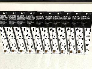 ダイソー アイブロウペンシル 03ナチュラルブラウン ×10セット