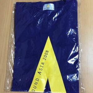 嵐 Tシャツ ARASHI AROUND ASIA 2008