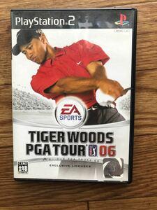 PlayStation2 ゲームソフト TIGER WOODS PGA TOUR 06