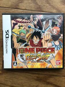 最終値下げです!任天堂DSゲームソフト ワンピース