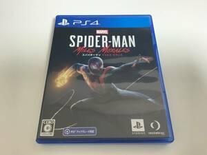 【送料無料】PS4 スパイダーマン マイルズ・モラレス Marvel's Spider-Man: Miles Morales