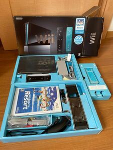 Nintendo Wii本体★Wiiスポーツリゾート同梱版