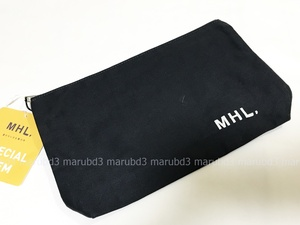 MHL エムエイチエル ポーチ(第3回 「生活のたのしみ展」SPECIAL ITEM)