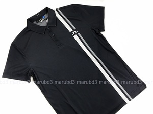J.LINDEBERG ジェイリンドバーグ ANTON REG FIT JAQUAD ポロシャツ(M) [35]