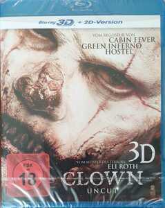 即決 送料無料 日本未発売 クラウン ブルーレイ 3D版 輸入盤 日本語無し リージョンB