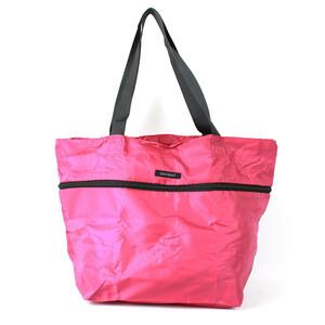 保温バッグ 保冷バッグ エコバッグ 自転車カゴ対応 ピンク