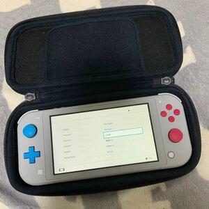 任天堂 スイッチライト ザシアン ザマゼンタ 本体 Switch ケース付き Nintendo 値下げ不可
