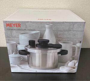 マイヤー Meyer 圧力鍋 ステンレス IH対応 圧力鍋 「プレミアムプレッシャークッカー 4.0L