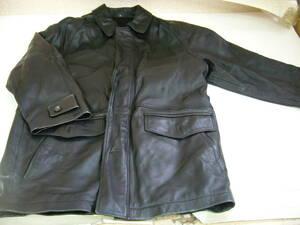 4275*ジャケット 羊革 レザー Mサイズ メンズ