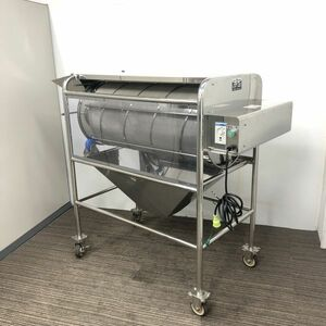 マゼラー ステンレス製 粉ふるい機 中古 4ヶ月保証 2020年製 SR-45S 単相100V お菓子 厨房