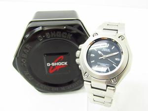 CASIO G-SHOCK カシオ G-ショック MR-G MRG-120-2A クォーツ腕時計♪AC21042