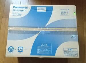 送料無料 パナソニック IH炊飯器 SR-FD180-T ブラウン 1升