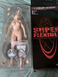 ファイセン TBLeague 1/6 サイズ 12インチ シームレス フィギュア 女性 素体 ヘッド付属 USED
