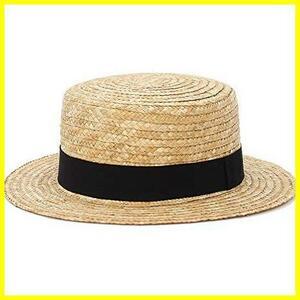 Cloudkids 麦わら帽子 ストローハット カンカン帽 日よけ帽子 ベビーハット キッズ帽子 ベビー帽子 uvカット ペーパーハット 細編みハット