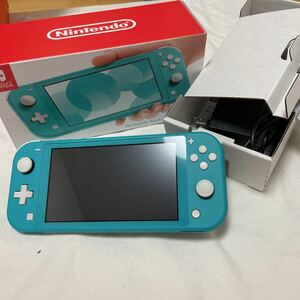 Nintendo Switch NINTENDO SWITCH LITE ター…
