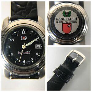 ランドジャガー ボーイズ 腕時計 不動品
