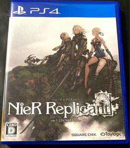 ニーア レプリカント NieR Replicant PS4 プレステ4 ver.1.22474487139...