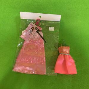 タカラトミー製 ジェニー ラブジェニー ピンクドレス セット 未使用品 廃盤品 希少品 レア品