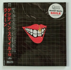 CD輸入盤リプロ盤 紙ジャケ Pre-Queen Smile Gettin'Smile+12 スマイル ゲッティンスマイル+12