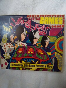 THE YARDBIRDS Little games & More
