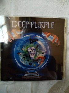 DEEP PURPLE SLAVE and MASTERS 日本盤CD