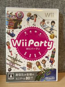 【Wiiソフト】 Wiiパーティ Wii Party (任天堂)