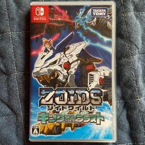 【Switch】 ゾイドワイルド キング オブ ブラスト
