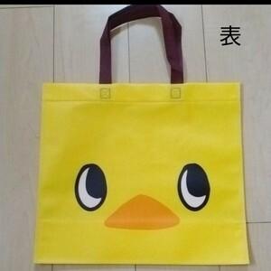 【未使用】ひよこちゃん エコバッグ チキンラーメン