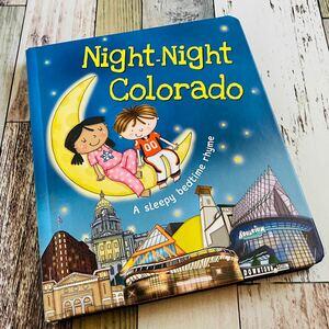 洋書 英語 ボードブック 絵本 児童書 Night-Night Colorado