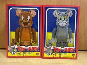 即発送 BE@RBRICK TOM JERRY FLOCKY フロッキー Ver. 100% &400%(TOM AND JERRY)bearbrick medicom toy
