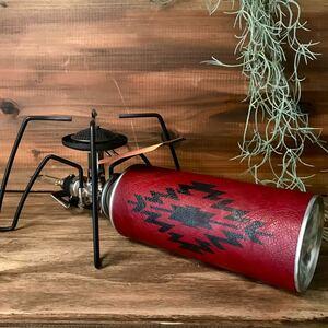 CB缶カバー ワインレッド(黒)オルテガ