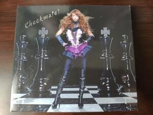 【即決】 中古アルバムCD+DVD 安室奈美恵 「Checkmate!」