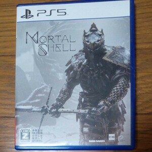 PS5 Mortal Shell (モータルシェル) (早期購入特典付) (Z指定:18才以上対象2021年5月20日発売)