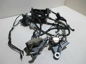 【120】ホンダ HONDA CBR250RR MC51 ニダボ 純正 ブレーキ リア フロント セット シリンダー パッド レバー マスターシリンダー ABS 1477