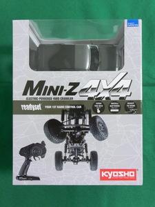未開封新品 京商 ミニッツ4×4シリーズレディセット トヨタ 4ランナー ハイラックスサーフ ダークグレーメタリック