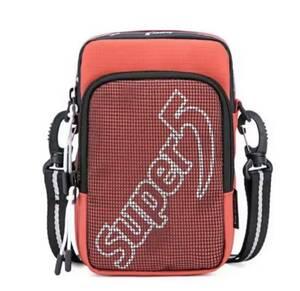 ウエストバッグボディバッグ ショルダーバッグ 斜め掛けバッグおしゃれ軽量防水 新品未使用