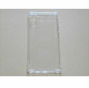 Galaxy Note10+ Plus ドコモ SC-01M AU SCV45 楽天モバイル クリアケース 管理番号010-2