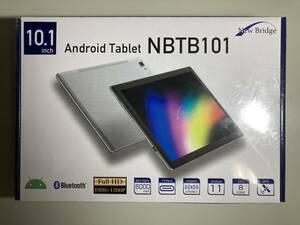 新品未開封★New Bridge NBTB101 タブレットPC KEIYO(慶洋エンジニアリング)★Android 11/Wi-Fiモデル/Unisoc SC9863A 1.6GHz/10.1 インチ