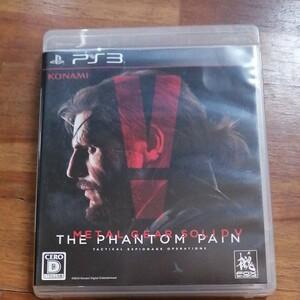 メタルギアソリッド ファントムペイン PS3