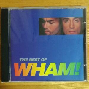 【WHAM!】THE BEST OF WHAM!ワム ベストアルバム