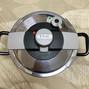 圧力鍋 ティファール T-fal IH対応